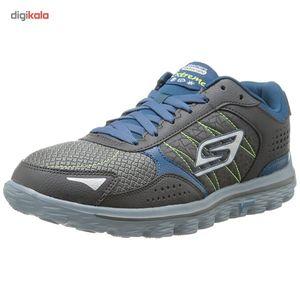 کفش مخصوص دویدن مردانه اسکچرز مدل Flash Extreme