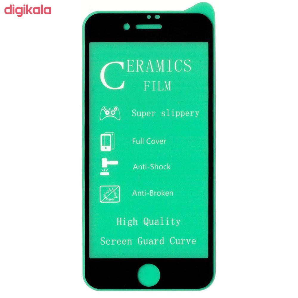 محافظ صفحه نمایش سرامیکی مدل GL مناسب برای گوشی موبایل اپل Iphone SE 2020 / Iphone 7 / Iphone 8 main 1 1