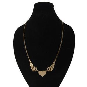 گردنبند طلا 18 عیار زنانه کد 67081