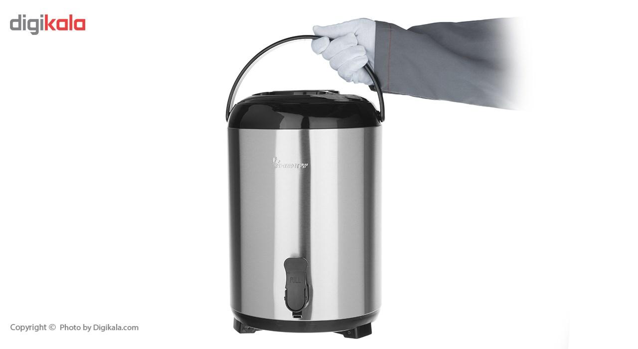 کلمن هنری مدل مستر کول 100 ای ظرفیت 9.5 لیتر