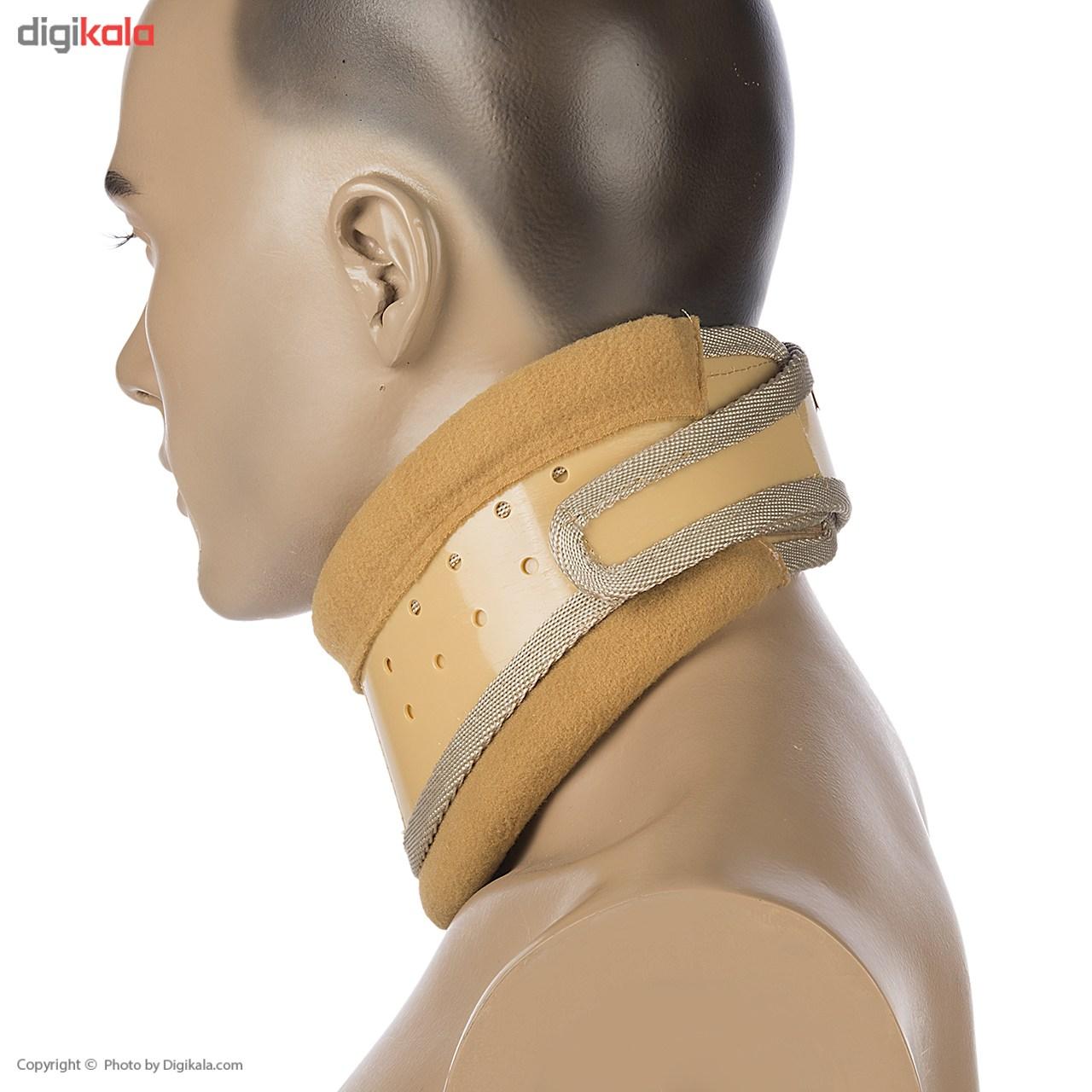 گردن بند طبی پاک سمن مدل Hard سایز متوسط