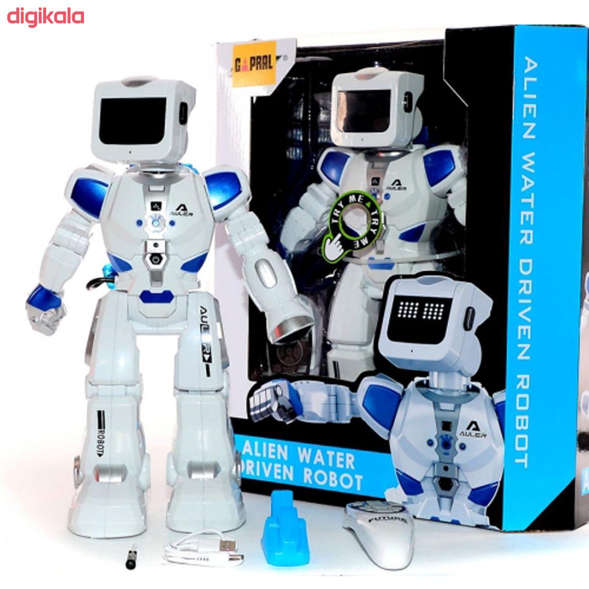 اسباب بازی ربات مدل آب پاش کد k4 main 1 5