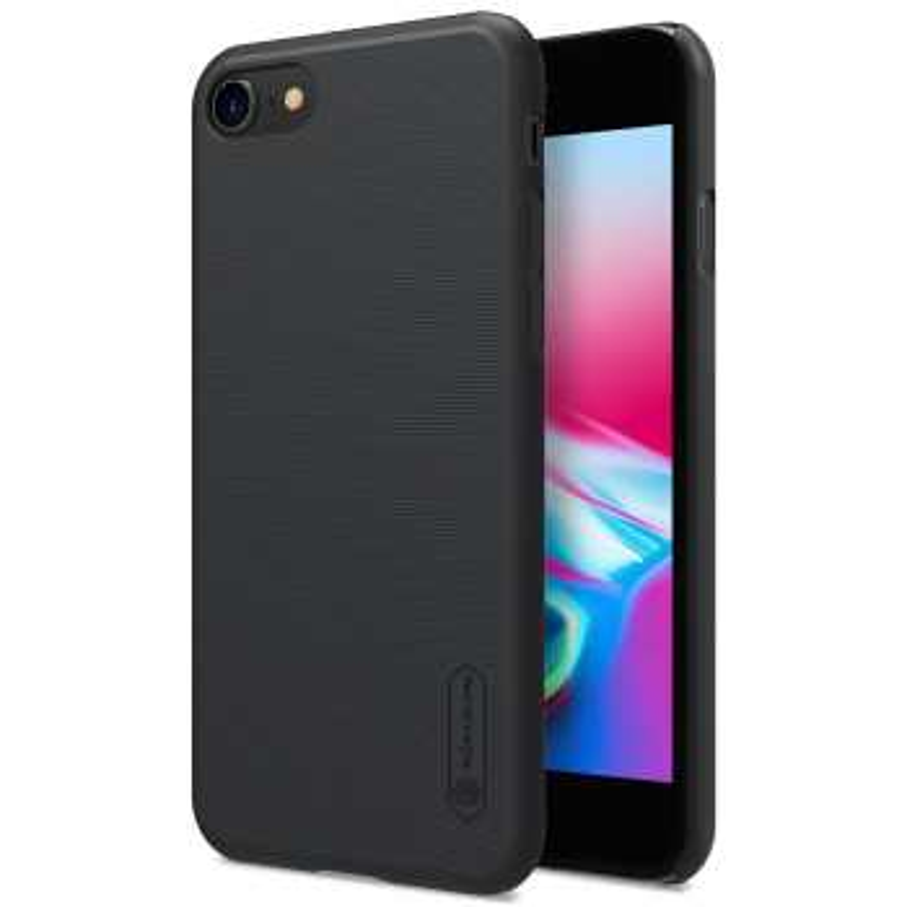کاور نیلکین مدل Super Frosted Shield مناسب برای گوشی موبایل iPhone 8