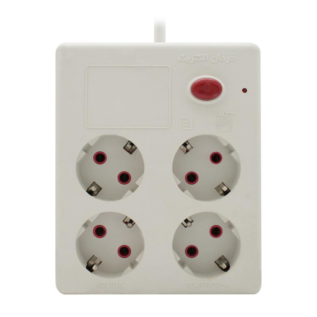 چند راهی برق فردان الکتریک مدل 14584