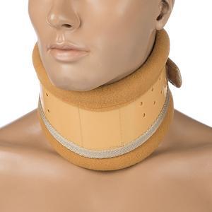 گردن بند طبی پاک سمن مدل Hard سایز بزرگ