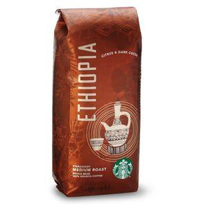 بسته قهوه استارباکس مدل اتوپیا 250 گرمی