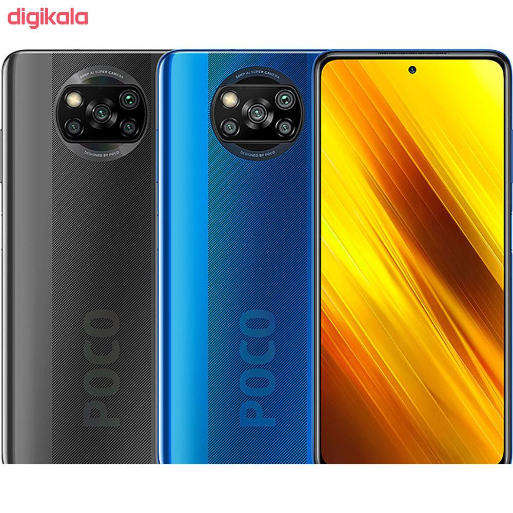 گوشی موبایل شیائومی مدل POCO X3 M2007J20CG دو سیم کارت ظرفیت 128 گیگابایت main 1 3