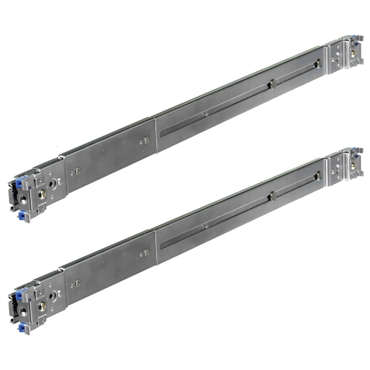 بررسی و خرید [با تخفیف]                                     کیت ریل کیونپ مدل RAIL-A03-57 برای ذخیره سازهای تحت شبکه رکمونت 2U و 3U                             اورجینال
