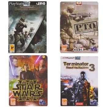 مجموعه بازی اکشن مخصوص PS2