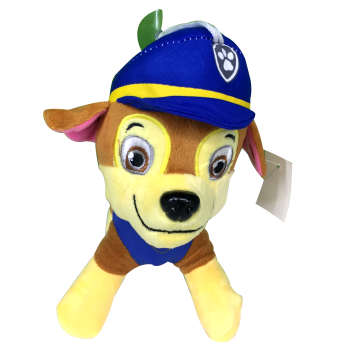 عروسک طرح سگ های نگهبان پلیس مدل 3-407 ارتفاع 20 سانتیمتر