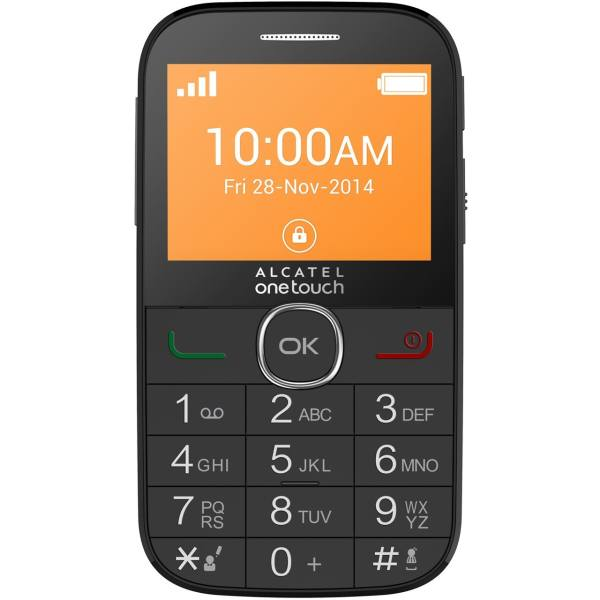 گوشی موبایل آلکاتل مدل Onetouch 2004C | Alcatel Onetouch 2004C Mobile Phone