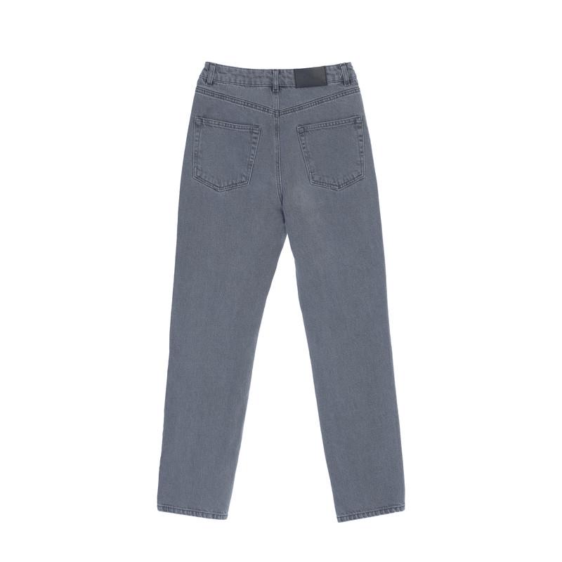 شلوار جین مردانه کوی مدل 137 رنگ روشن خاکستری
