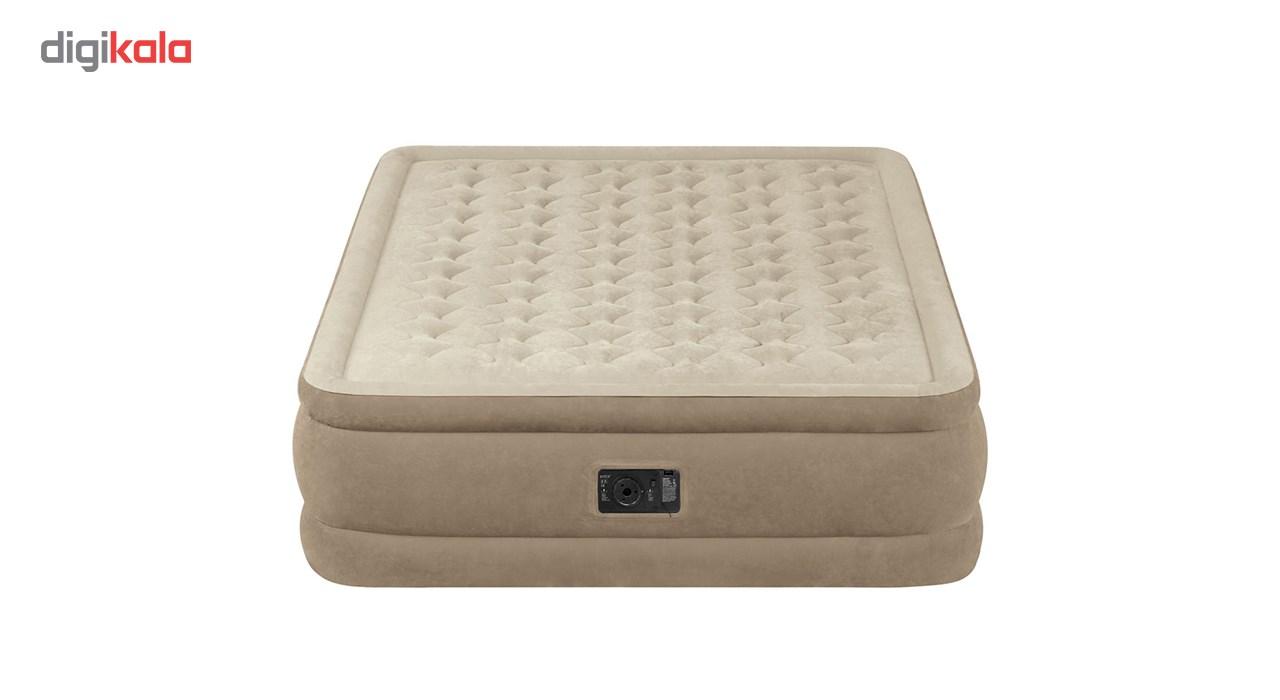 تخت بادی 2 نفره اینتکس مدل Queen Comfort