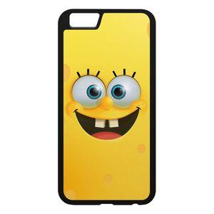 کاور لومانا مدل Sponge Bob M6 Plus 021 مناسب برای گوشی موبایل آیفون 6/6s پلاس
