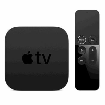 پخش کننده تلویزیون اپل مدل Apple TV 4K نسل چهارم - 64 گیگابایت