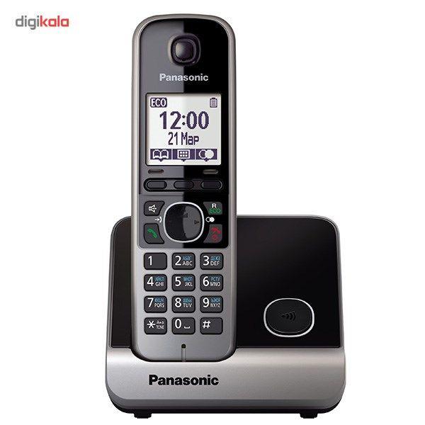 تلفن بی سیم پاناسونیک مدل KX-TG6711 main 1 2