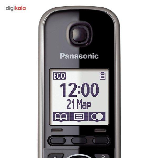 تلفن بی سیم پاناسونیک مدل KX-TG6711 main 1 4