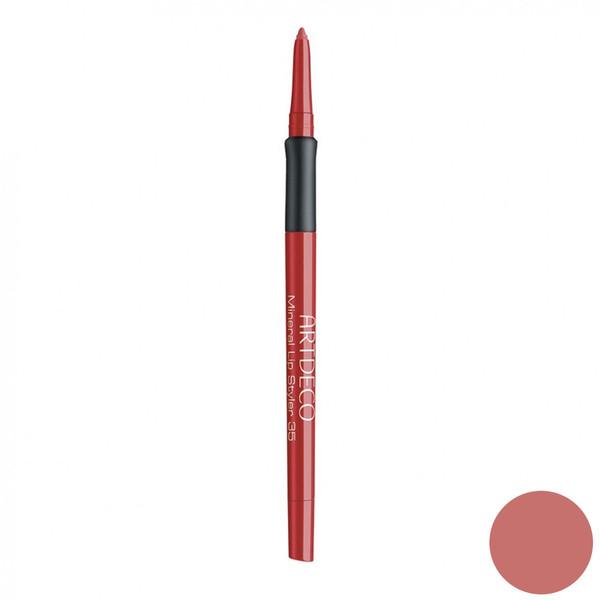 مداد لب آرت دکو مدل Mineral شماره 35