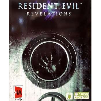 بازی RESIDENT EVIL REVELATIONS مخصوص Xbox 360