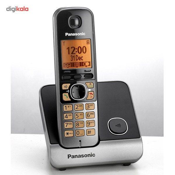 تلفن بی سیم پاناسونیک مدل KX-TG6711 main 1 6