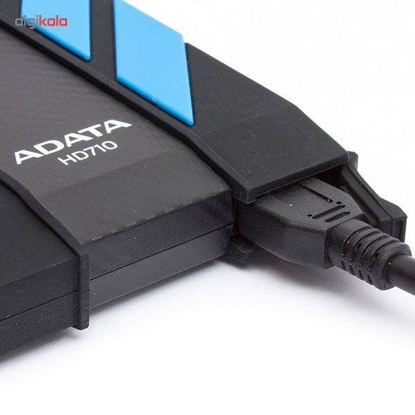 هارد اکسترنال ای دیتا مدل HD710 ظرفیت 1 ترابایت main 1 5