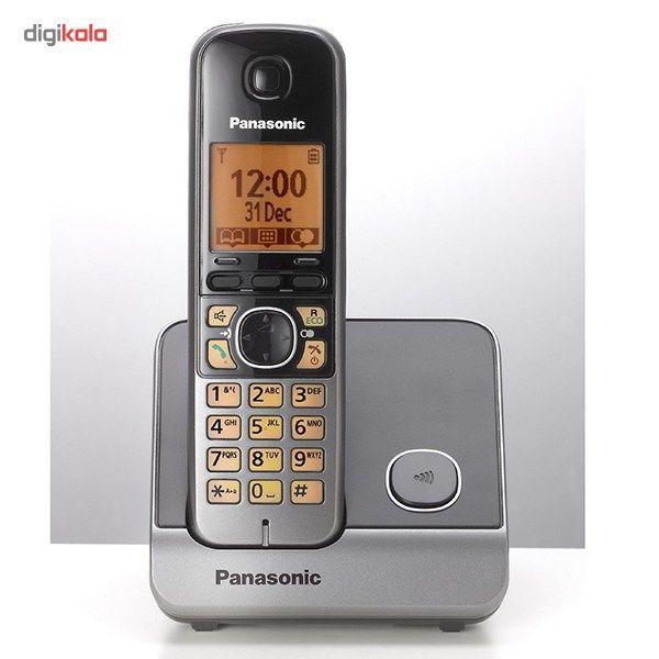 تلفن بی سیم پاناسونیک مدل KX-TG6711 main 1 7