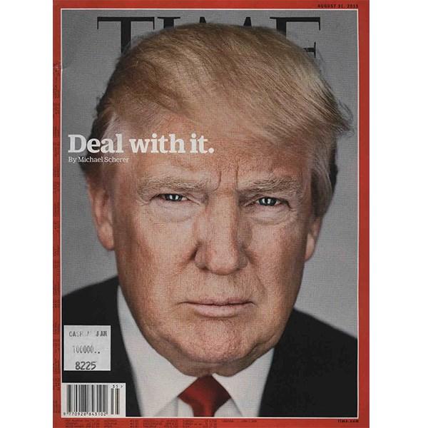 مجله تایم - سی و یکم آگوست 2015