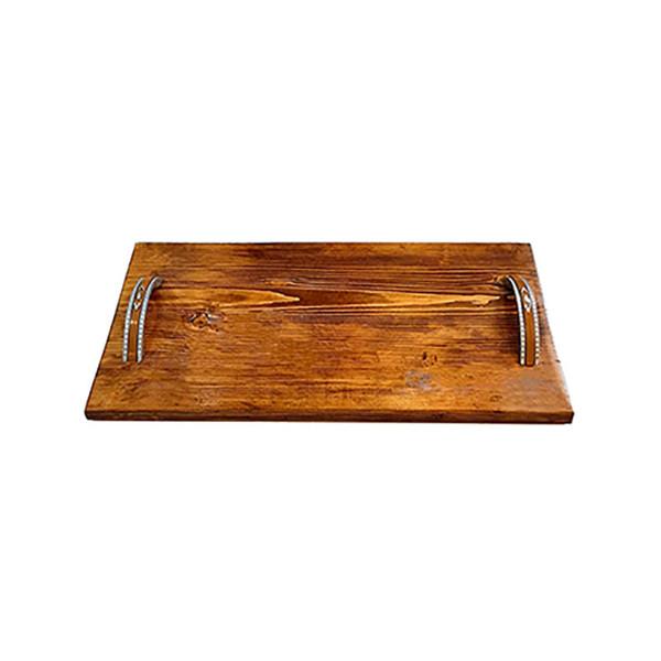 سینی چوبی مدل 001