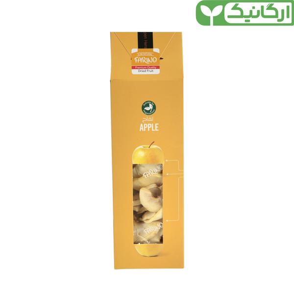 سیب خشک ارگانیک فرینو -  70 گرم