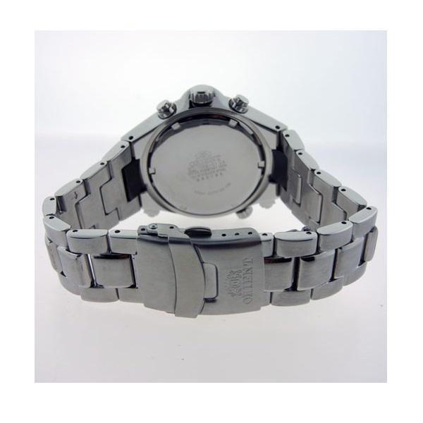 ساعت مچی عقربهای مردانه اورینت مدل STT0J002BO