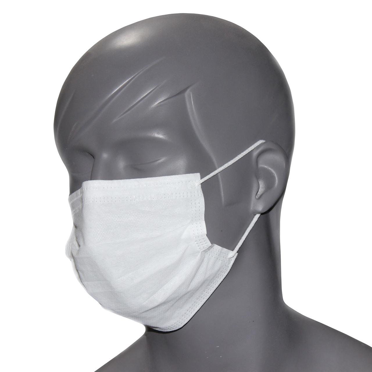 ماسک تنفسی می ماسک مدل 6020 بسته ۲۰۰ عددی