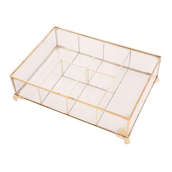 جعبه چای کیسه ای کمند سازه مدل T4-6