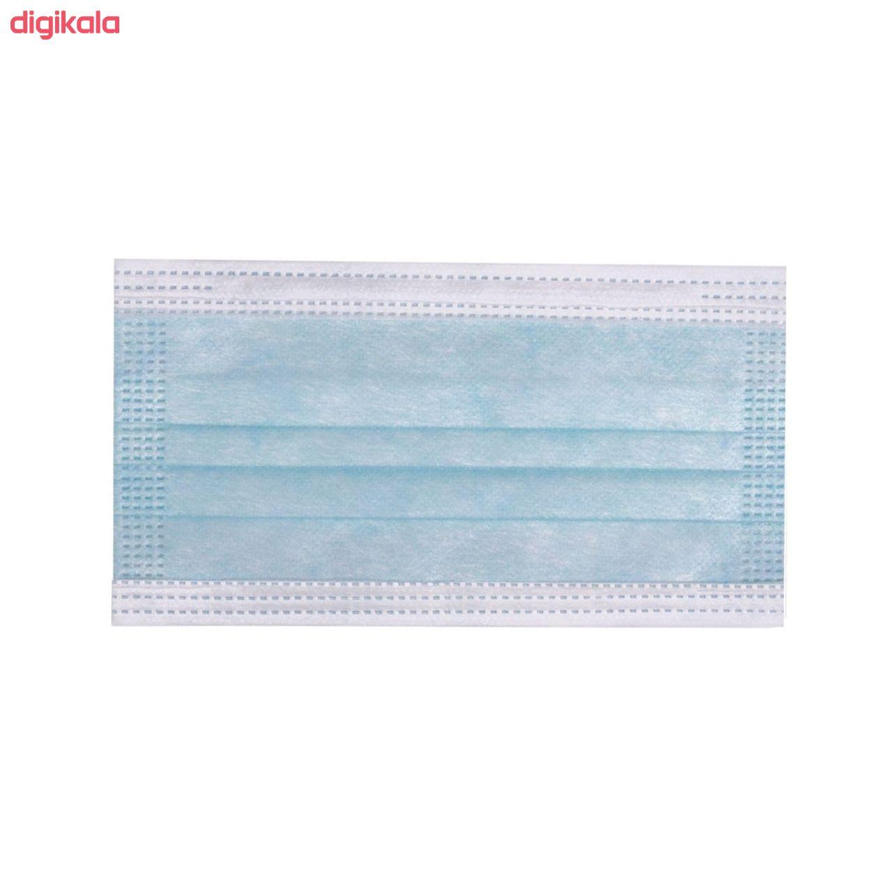 ماسک تنفسی انزانی مدل Ebu06 بسته 10 عددی main 1 1