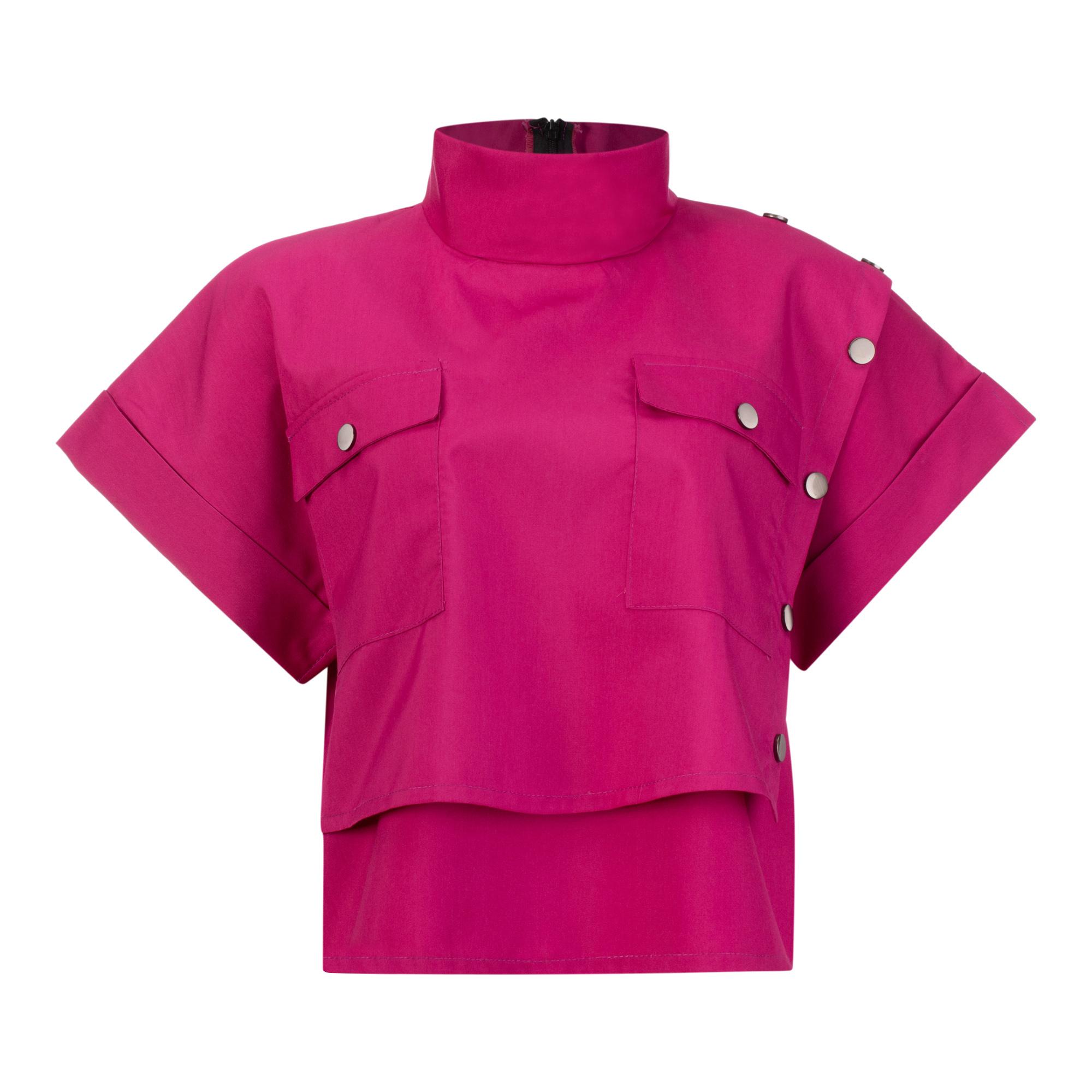 خرید                                      بلوز زنانه السانا مدل آنیش کد 76433