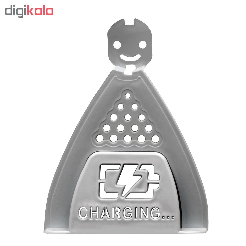پایه نگهدارنده شارژر موبایل مدل Hng 0229 main 1 28