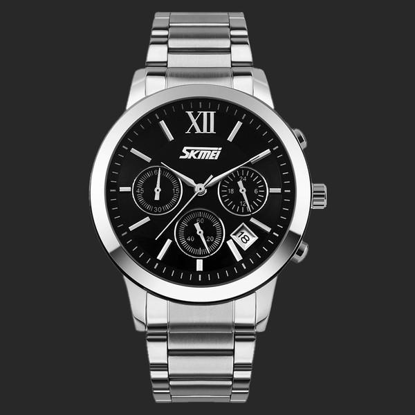 ساعت مچی عقربهای مردانه اسکمی مدل 9097 BK