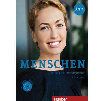 کتاب Menschen A2.2 اثر Franz Specht انتشارات هدف نوین