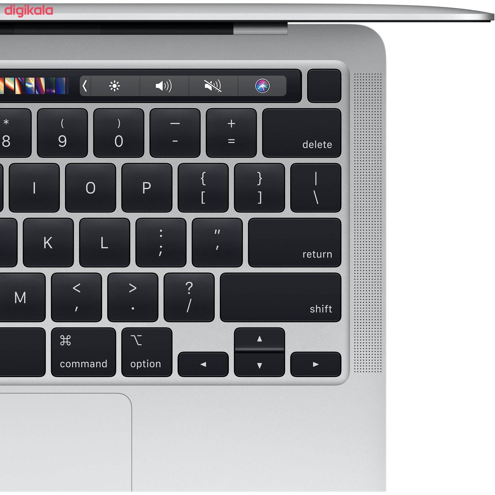 لپ تاپ 13 اینچی اپل مدل MacBook Pro MYDC2 2020 همراه با تاچ بار  main 1 2