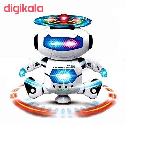 اسباب بازی مدل Dancing Robot main 1 2