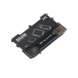 کیت محافظ کارت حافظه و کارتخوان جی جی سی مدل MCH-STK6GR