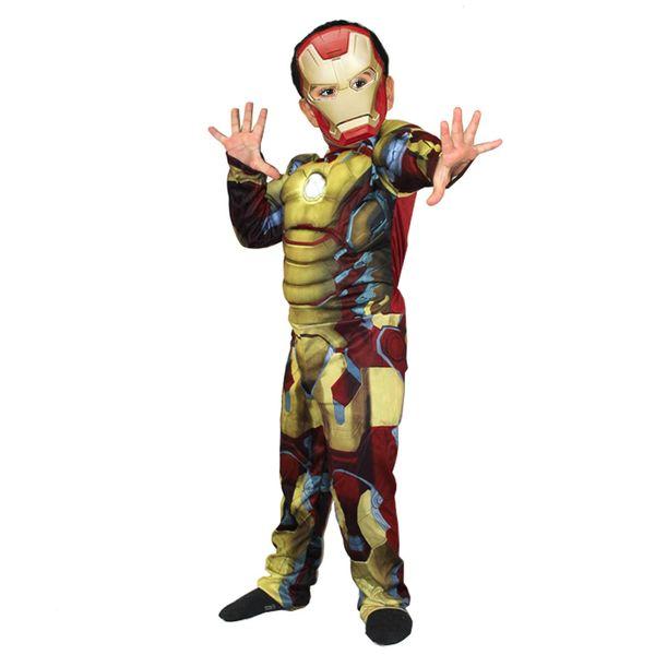 تن پوش مدل Iron Man