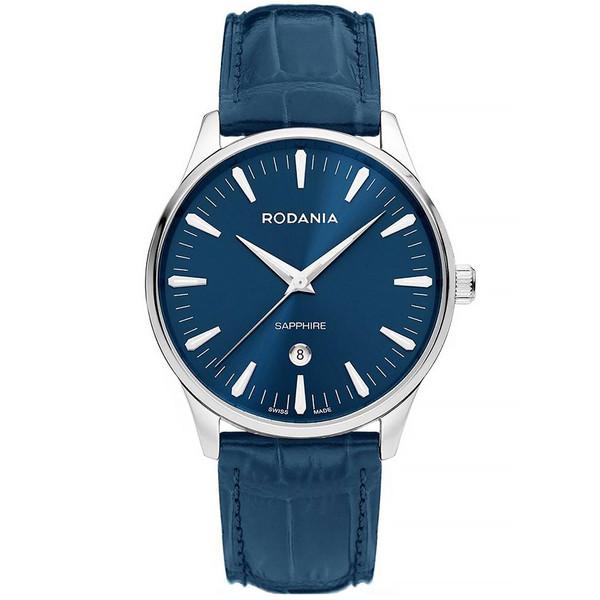 ساعت مچی عقربه ای مردانه رودانیا مدل R.02514129