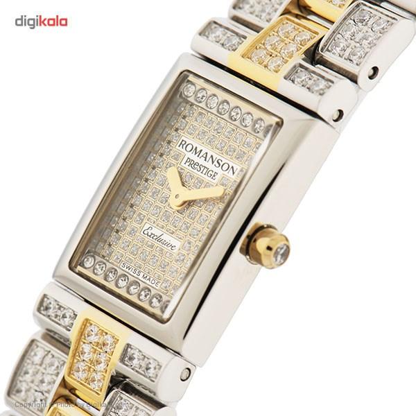 ساعت زنانه برند رومانسون مدل RM3255QL1CAS1G