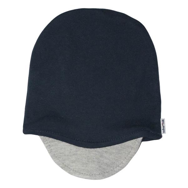 کلاه نوزادی آدمک مدل 7556 رنگ سرمه ای