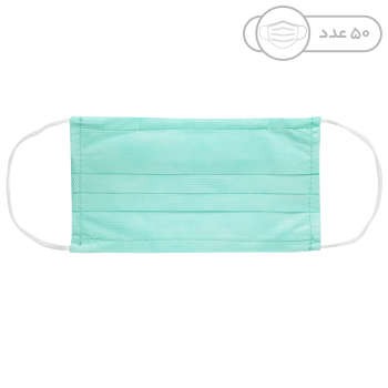 ماسک تنفسی مدل SSMMS بسته 50 عددی