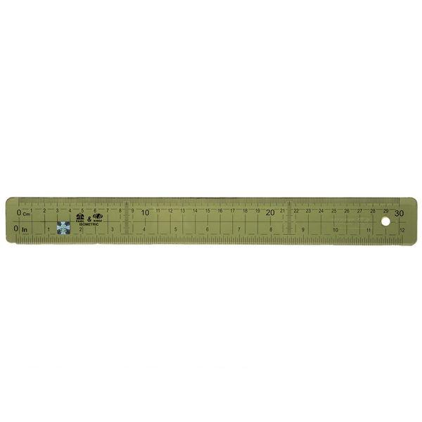 خط کش 30 سانتی متری فابل کد FB609