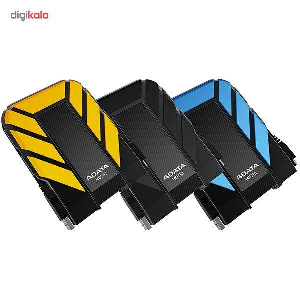 هارد اکسترنال ای دیتا مدل HD710 ظرفیت 1 ترابایت main 1 9