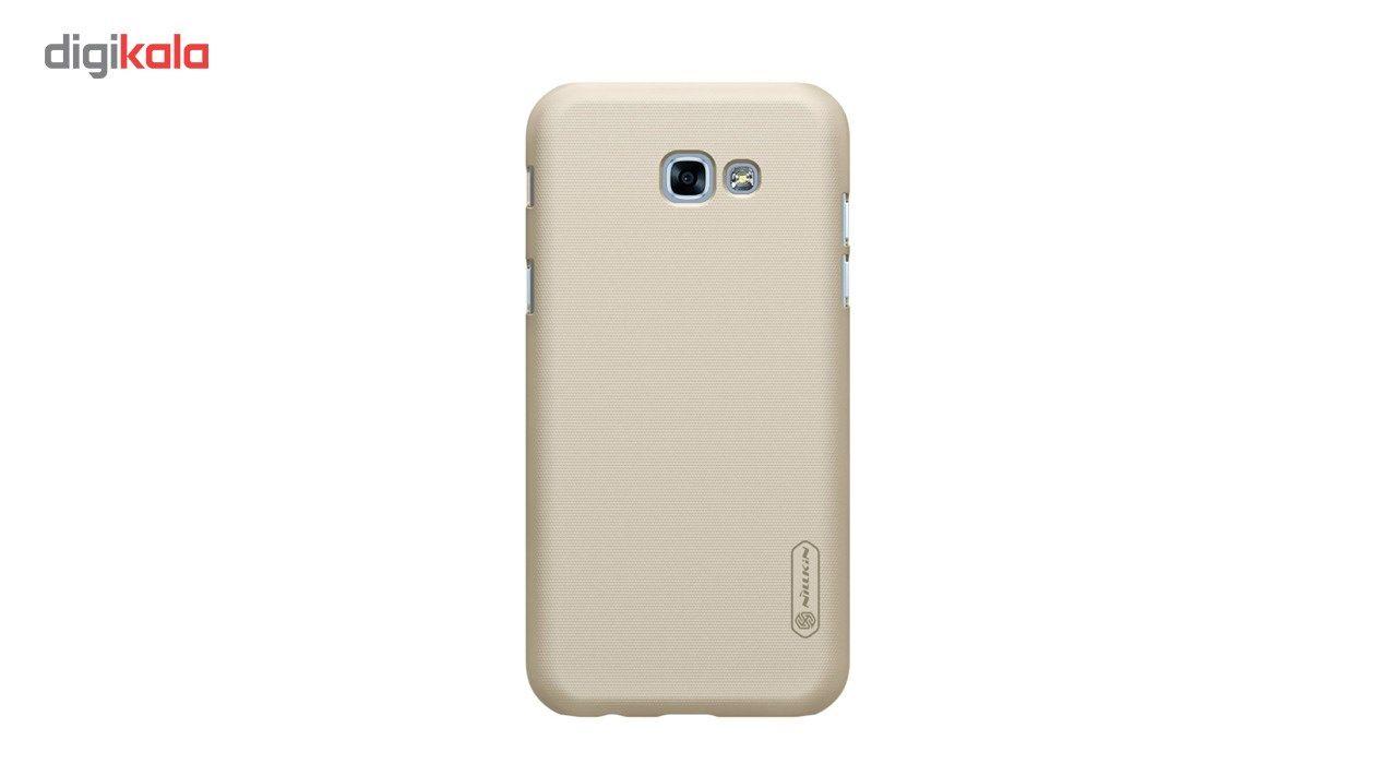 کاور نیلکین مدل Super Frosted Shield مناسب برای گوشی موبایل سامسونگ Galaxy A5 2017 main 1 1