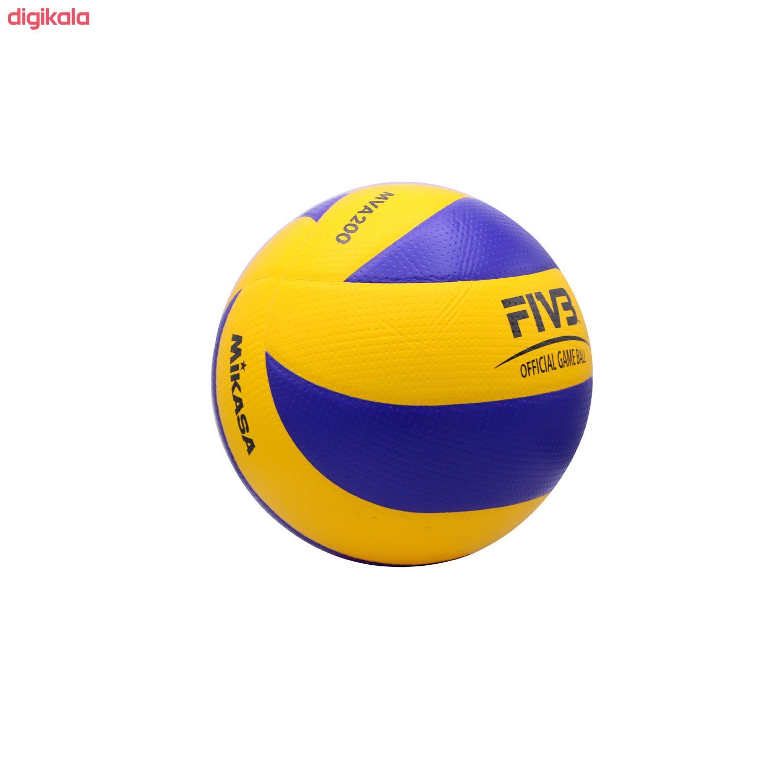 توپ والیبال میکاسا مدل MVA 200 main 1 9