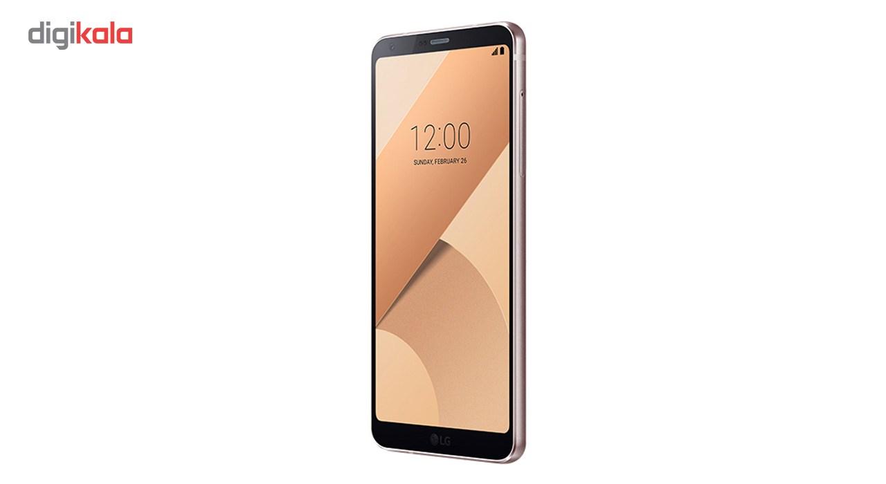 گوشی موبایل ال جی مدل G6 Plus H870DSU دو سیمکارت